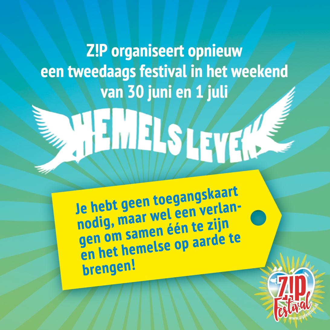 Aankondiging-festival